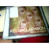 Cd Kelly Clarkson   Piece By Piece  deluxe Edition  original