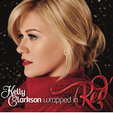 Cd Kelly Clarkson   Wrapped In Red