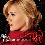 Cd Kelly Clarkson Wrapped In Red Novo Lacrado De Fabrica