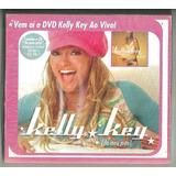 Cd Kelly Key Do Meu Jeito 2003 Warner  Com Luva Lacrado