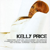 Cd Kelly Price Icon