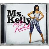 Cd Kelly Rowland   Ms Kelly   Ga