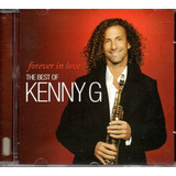 Cd Kenny G   Forever In Love The Best Of