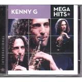 Cd Kenny G   Mega Hits