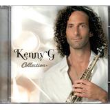 Cd Kenny G Collection Original Lacrado