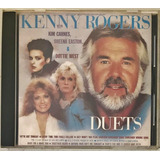 Cd Kenny Rogers Kim Carnes Sheena Easton Dottie West Duetsb7