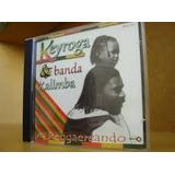 Cd Keyroga E Banda Kalimba   Reggaereando