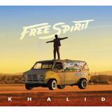 Cd Khalid   Free Spirit