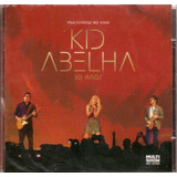 Cd Kid Abelha   Multishow Ao Vivo 30 Nos   Novo