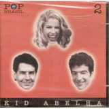 Cd Kid Abelha   Pop Brasil   Volume 2   Novo