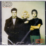 Cd Kid Abelha E Os Abóboras Selvagens   Greatest Hits   Novo