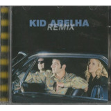 Cd Kid Abelha Remixes Paula Toller Pintura Íntima Fixação