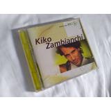 Cd Kiko Zambianchi Duplo Bis 2 Cds