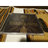 Cd Killing Joke   The Gathering 2008 Part One Duplo Lacrado