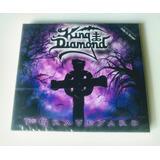 Cd King Diamond The Graveyard Alemão Digipack Abigail Them