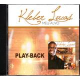 Cd Kleber Lucas   Meu Alvo   Play back