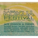 Cd Kokua Festival Best Of  Jack Johnson & Friends