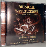 Cd Kollár Atilla   Musical Witchcraft