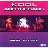 Cd Kool And The Gang Night People  importado