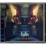 Cd Korn   The Paradigm Shift