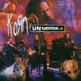 Cd Korn   Unplugged Mtv Lacrado 1a Tiragem Nacional