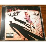 Cd Korn Autografado Jonathan Davis