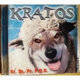 Cd Kratos Sr  Dr  Pr  Phd