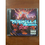 Cd Krewella Get Wet   Dubstep   Electro
