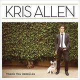 Cd Kris Allen Thank You Camellia Importado