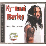 Cd Ky mani Marley   Many More Roads   Reggae Jamaica   novo
