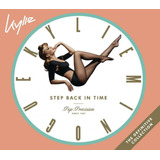 Cd Kylie Minogue   Step Back In Time   Duplo