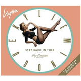 Cd Kylie Minogue   Step Back In Time The Definitive  2cds