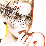 Cd Kylie Minogue   X   Novo Lacrado