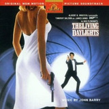 Cd Lacrado 007 The Living Daylights Original Picture Soundtr