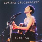 Cd Lacrado Adriana Calcanhotto Publico 2000