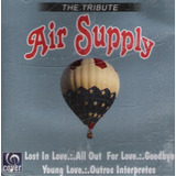 Cd Lacrado Air Supply The Tribute 2005