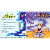 Cd Lacrado Aladim Rapunzel E Outras Historias