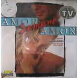 Cd Lacrado Amor Sempre Amor Alexia Hold On 1998