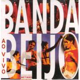 Cd Lacrado Banda Beijo Ao Vivo 1998