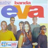 Cd Lacrado Banda Eva As Melhores Musicas Farmais Collection