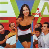 Cd Lacrado Banda Eva Voce E Eu 1998