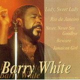 Cd Lacrado Barry White Lady Sweet Lady