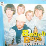 Cd Lacrado Beach Boys Surfing
