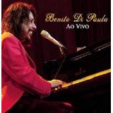Cd Lacrado Benito Di Paula Ao Vivo 2009