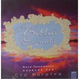 Cd Lacrado Box A Biblia Sagrada Novo Testamento Cid Moreira