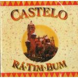 Cd Lacrado Castelo Ra Tim Bum 1995