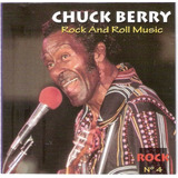 Cd Lacrado Chuck Berry Rock And Roll Music 1994