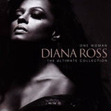Cd Lacrado Diana Ross One Woman The Ultimate Collection 1993
