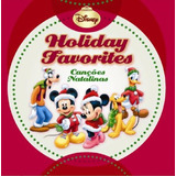 Cd Lacrado Disney Holiday Favorites Cançoes Natalinas 2011