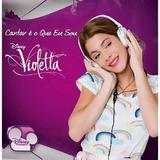 Cd Lacrado Disney Violetta 2013